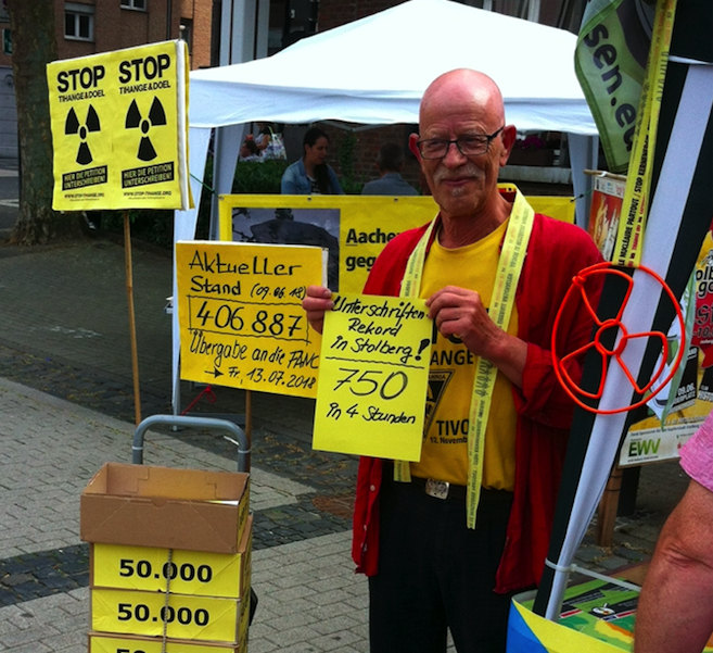 Unser Stand in Stolberg